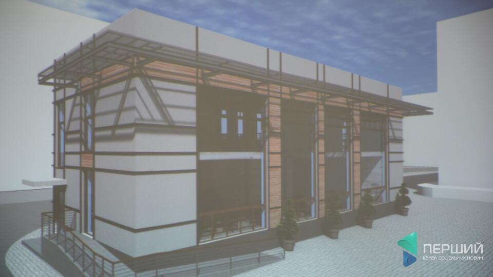 Що збудують на місці громадського туалету у центрі Луцька