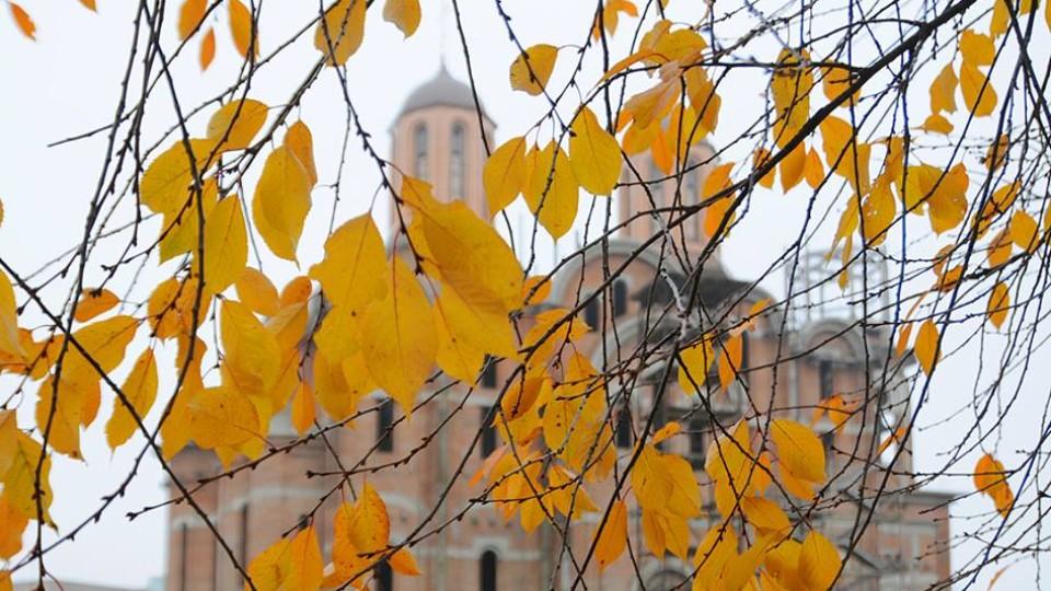 Фотограф показав осінь у луцьких дворах. ФОТО