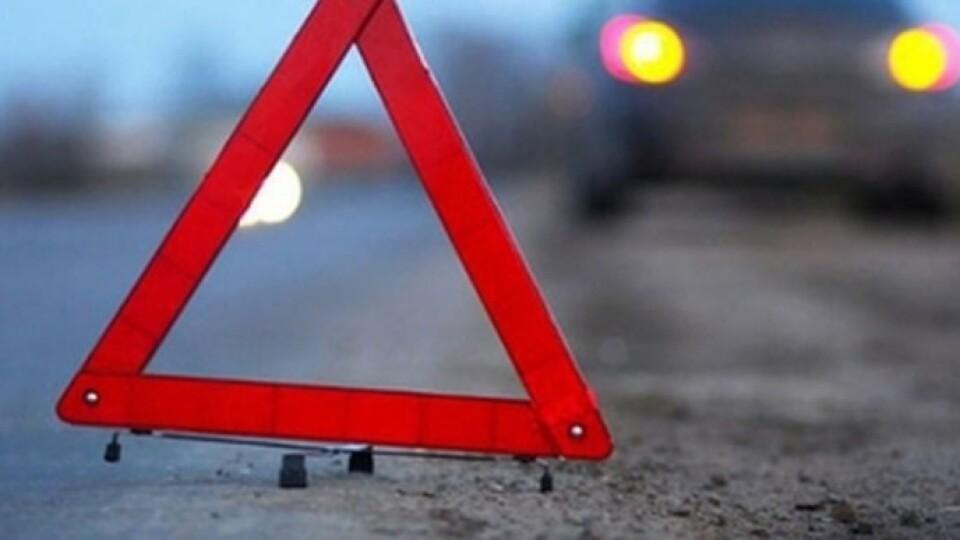 У Луцьку в ДТП постраждала 7-місячна дитина