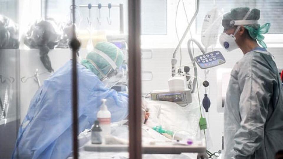 В Італії від коронавірусу померла волинянка