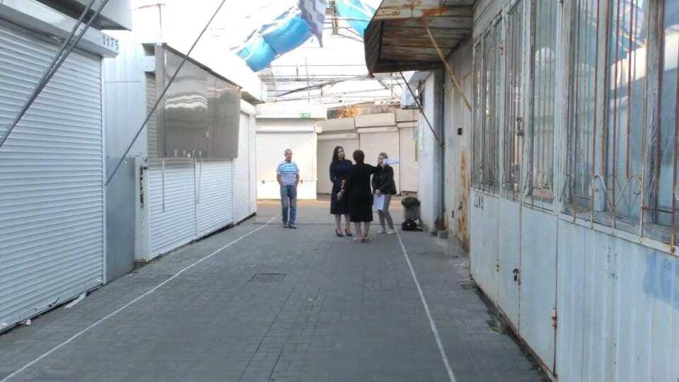 Базарники із Завокзального ринку їздили до Зеленського
