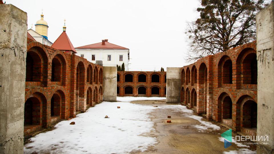 У селі під Луцьком будують собор. ФОТО