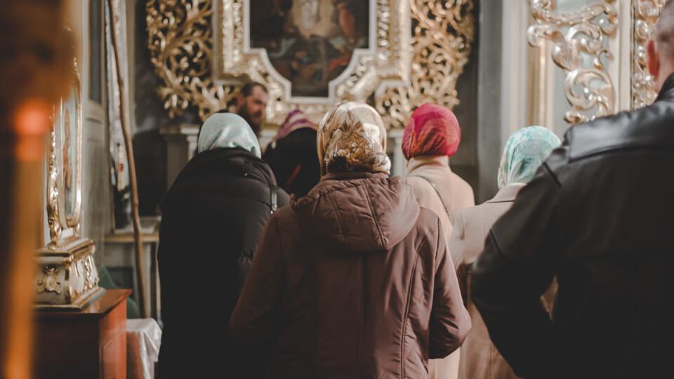 У монастирі біля Луцька посилюють карантин. Прихожанам мірятимуть температуру і сатурацію