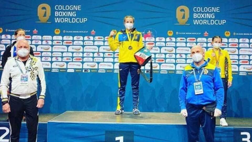 Волинська спортсменка виграла «золото» на міжнародних змаганнях