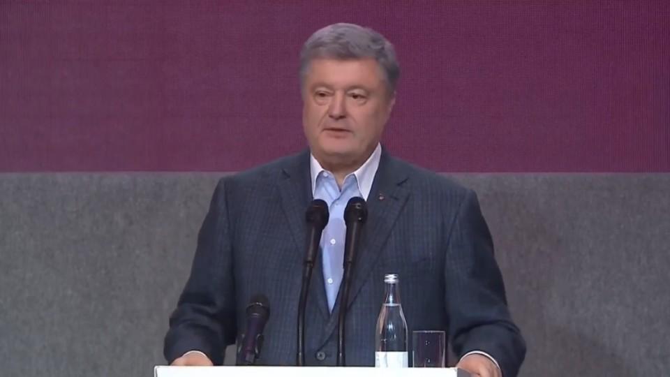 «Ми зламали російський сценарій першого туру», –Порошенко після оголошення екзит-полів. ВІДЕО