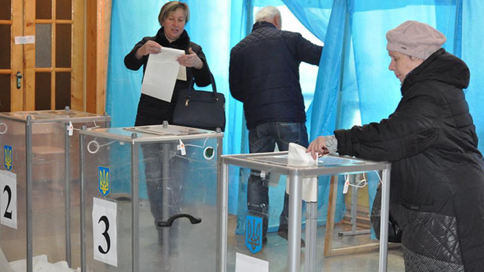 Активність волинян на виборах Президента – 68,33%