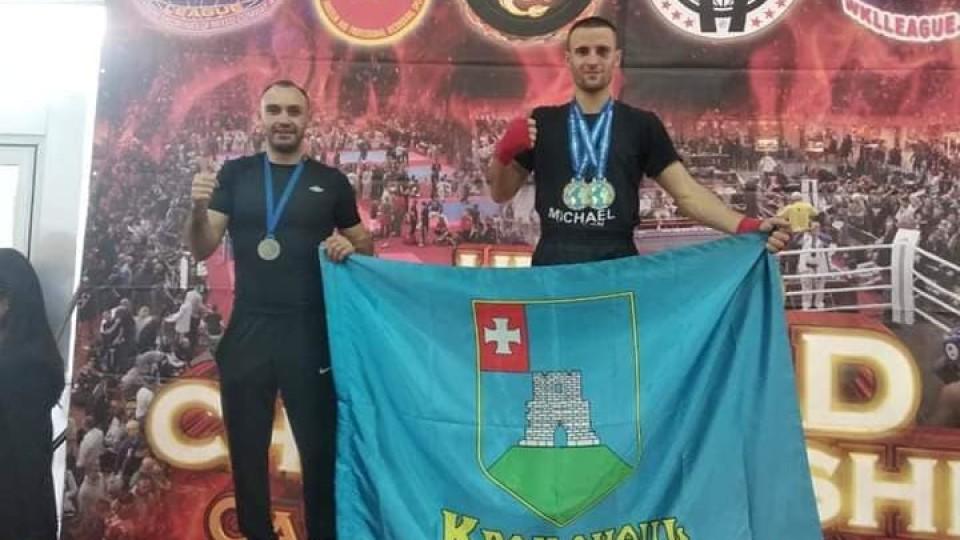 Волинянин став чемпіоном світу з кікбоксингу