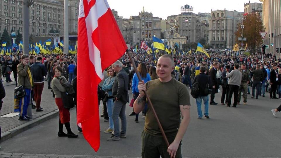 «Якщо нас не почують, наступний Майдан буде – кілька годин», – волинський кіборг Вадим Ваврищук