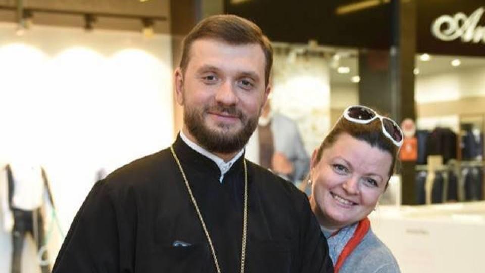 Відомий волинський священик Валентин Марчук став татом. ФОТО