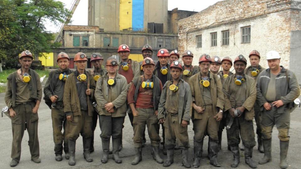 Волинські шахтарі збираються пікетувати ОДА