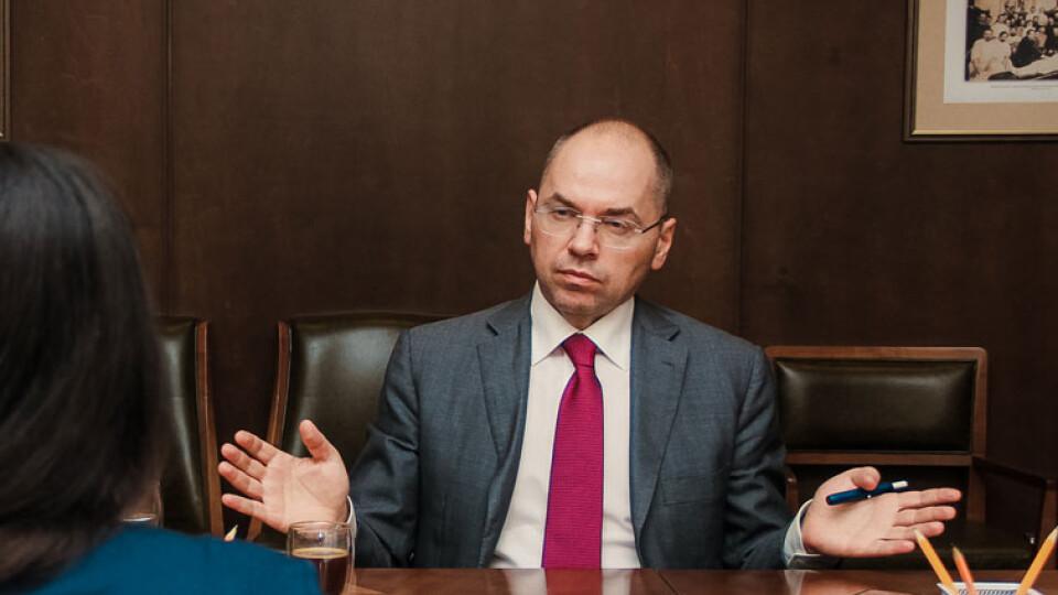 Степанов заявив, що до кінця року 80% ліжок будуть підключені до кисню