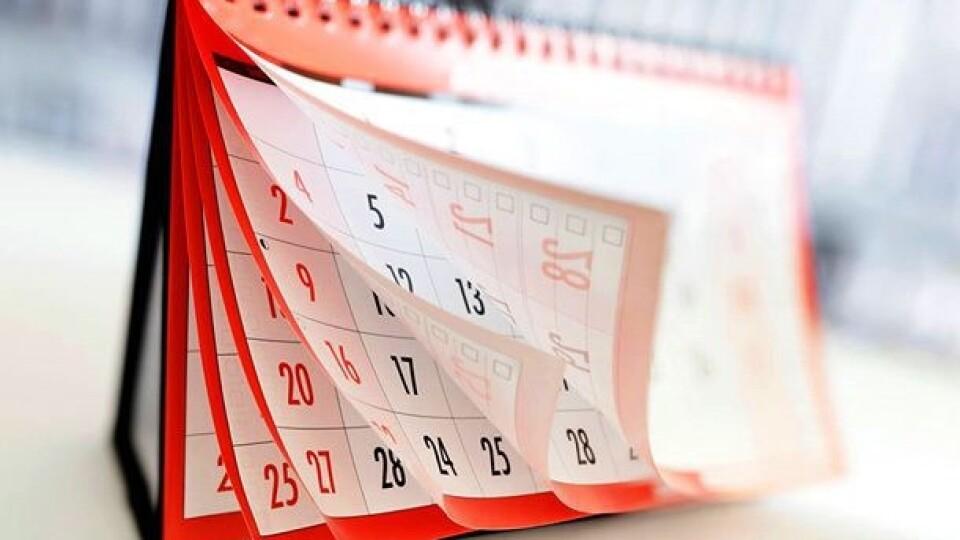 У травні українці відпочиватимуть майже половину місяця