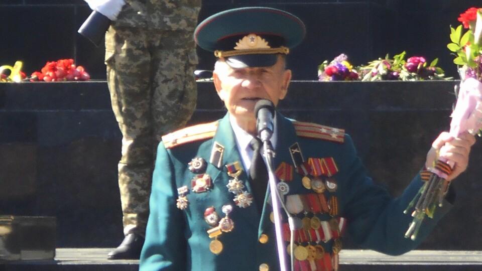 У Луцьку помер учасник звільнення Волині Михайло Єрлін