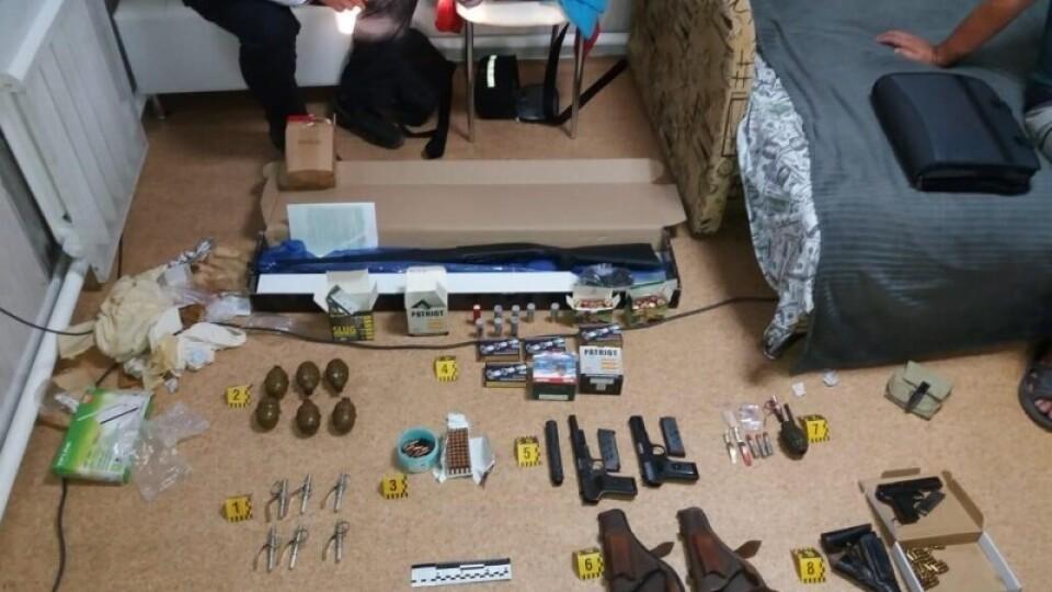«Відправляв посилки не лише на Волинь», – поліція про харківського спільника луцького терориста