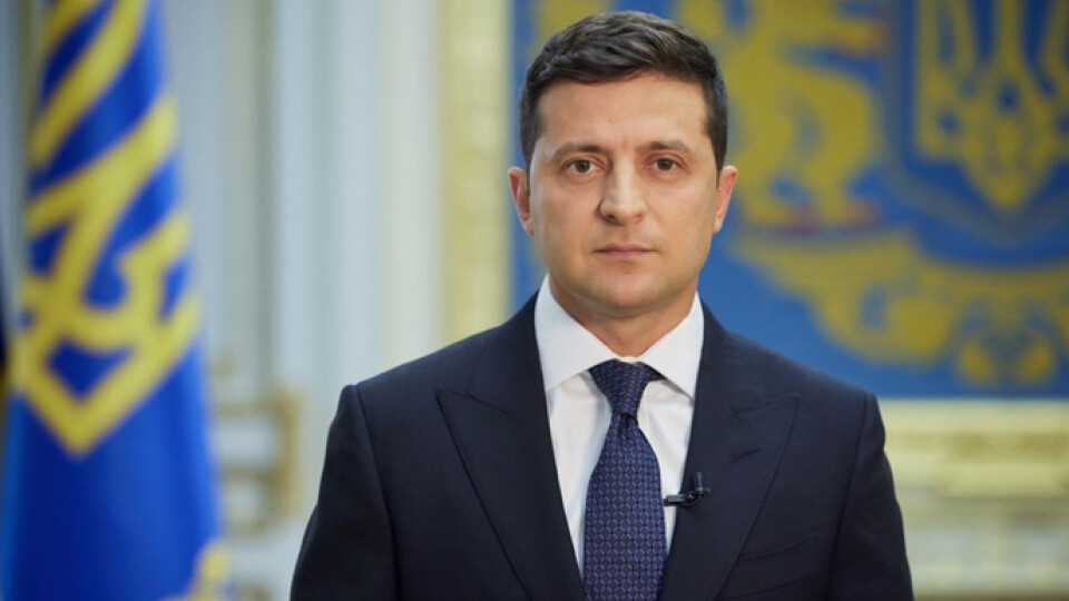 Зеленський анонсував проведення всенародного опитування 25 жовтня