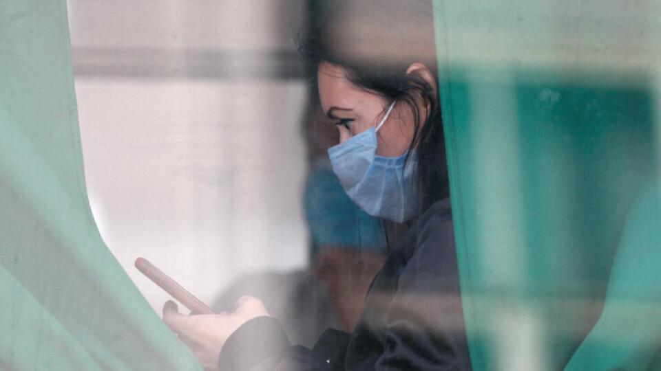 За добу на коронавірус захворіло понад 9,5 тисячі українців