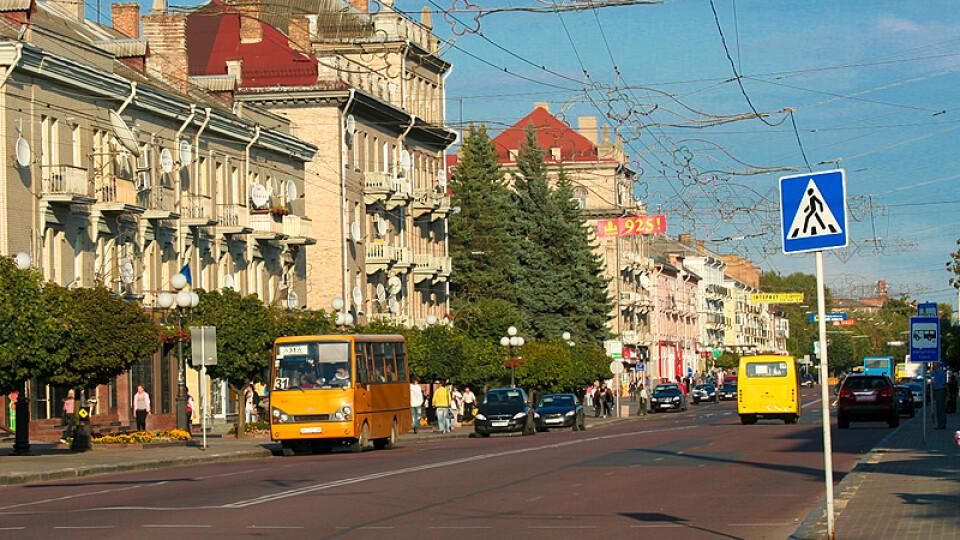 У Луцьку розпочалася реконструкція проспекту Волі