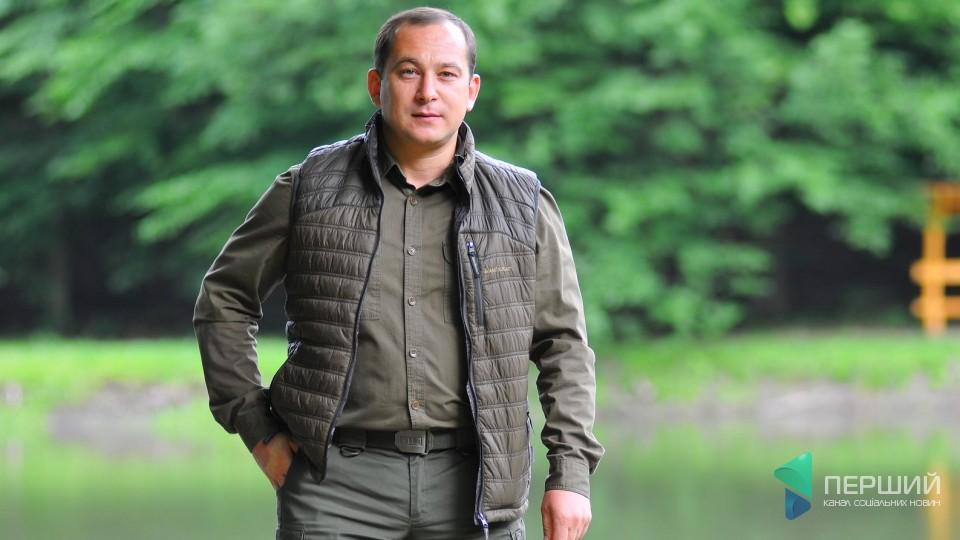 «Як тільки виявлено заражений короїдом ліс, його треба вирубувати», - Олександр Кватирко