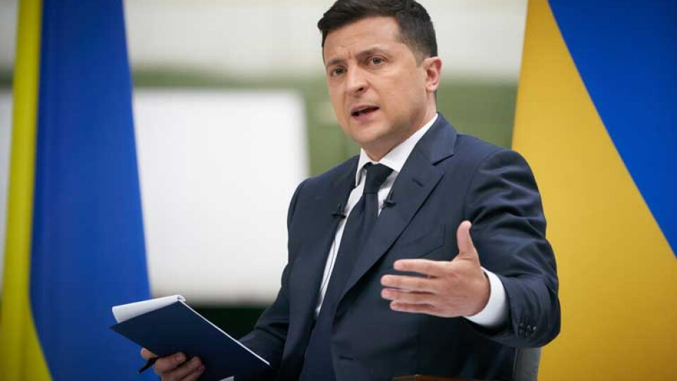 В Україні створять Президентський університет, - Зеленський