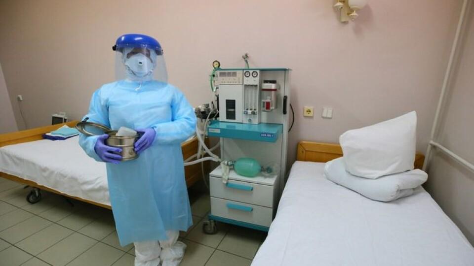 В Україні кожна третя COVID-лікарня перевантажена пацієнтами, - дослідження