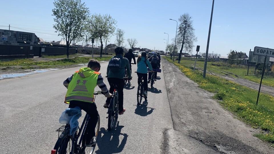У Луцьку до Дня матері відбувся велопробіг. Як це було
