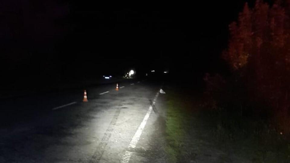 У Ковельському районі автомобіль на смерть збив чоловіка