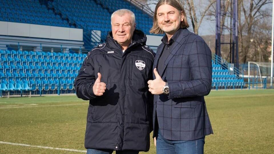 Колишній тренер «Волині» очолив словацький клуб
