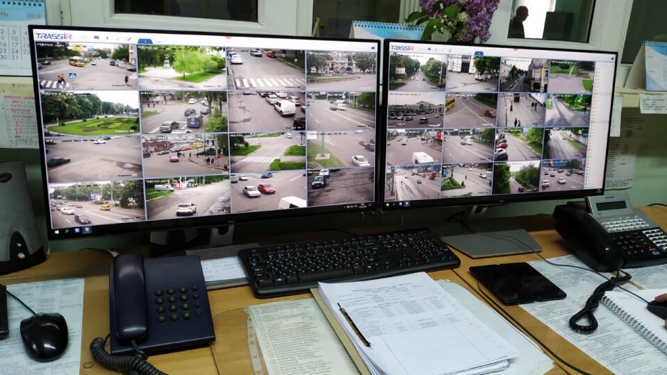 У 2020-му в Луцьку встановили 215 камер відеоспостереження