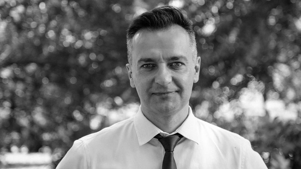 Журналіст Дмитро Гнап йде в президенти і просить грошей