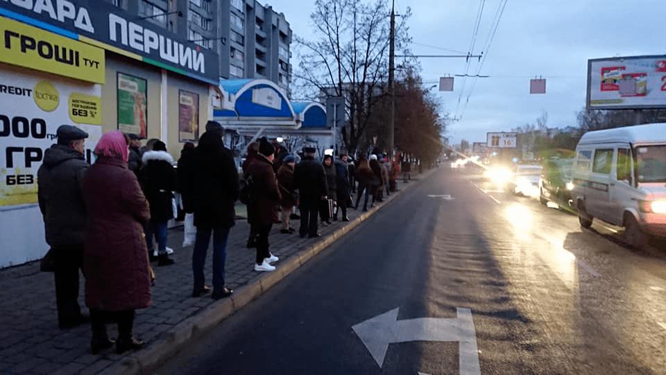 Чому у Луцьку пізно ввечері майже не курсують маршрутки