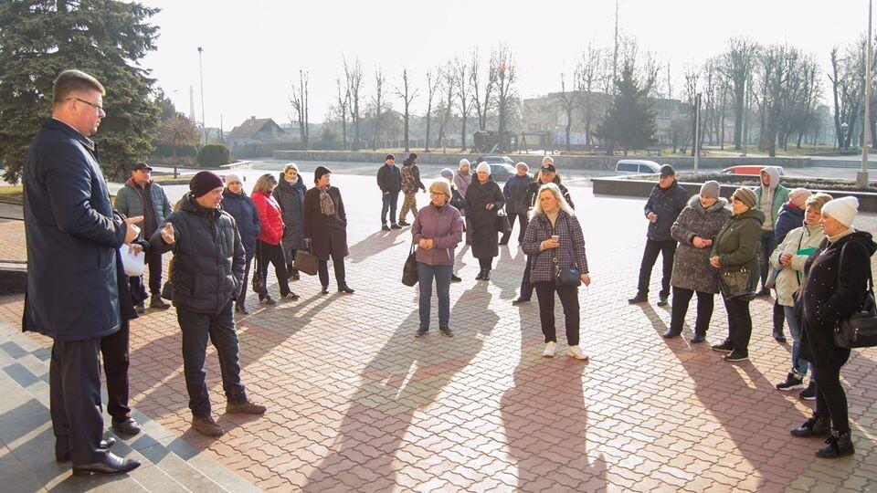 У Нововолинську підприємці проти закриття ринків на карантин