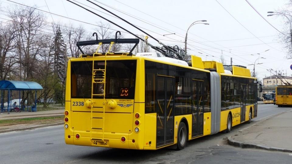 Луцький завод продасть Києву 55 сучасних  тролейбусів