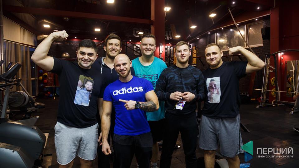79 кг на трьох: Як виглядає команда «Замок Любарта» після схуднення. ФІНАЛ БУДУЙТІЛО