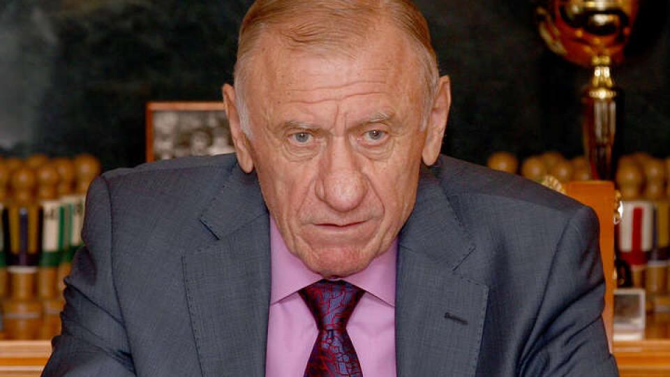 Помер екстренер «Волині» Юрій Ставицький