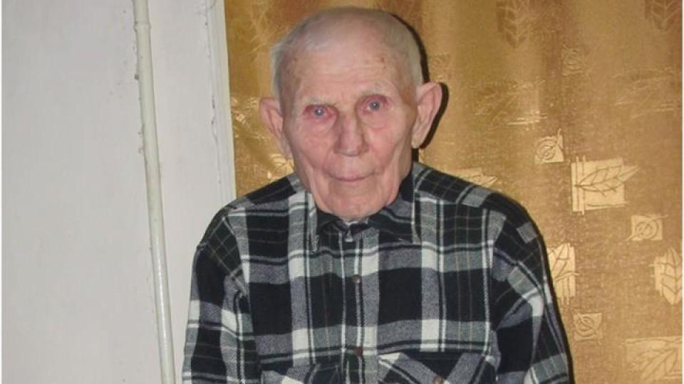 Найстаршому мешканцю Ратнівщини виповнилося 103 роки
