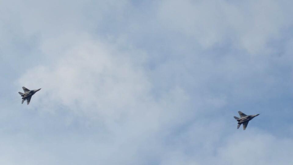 Севастопольська бригада у Луцьку відпрацьовує повітряні бої