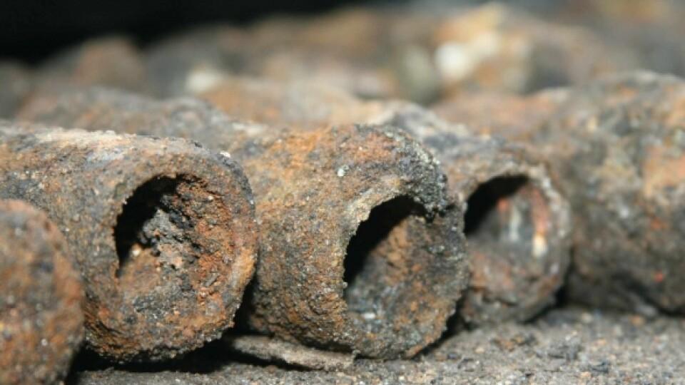 На Волині знайшли ще 24 боєприпаси часів Другої Світової війни