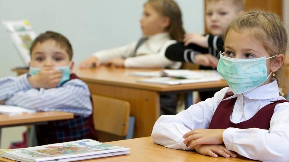 За минулий тиждень на Волині ковід виявили у 234 дітей. У яких школах є спалахи