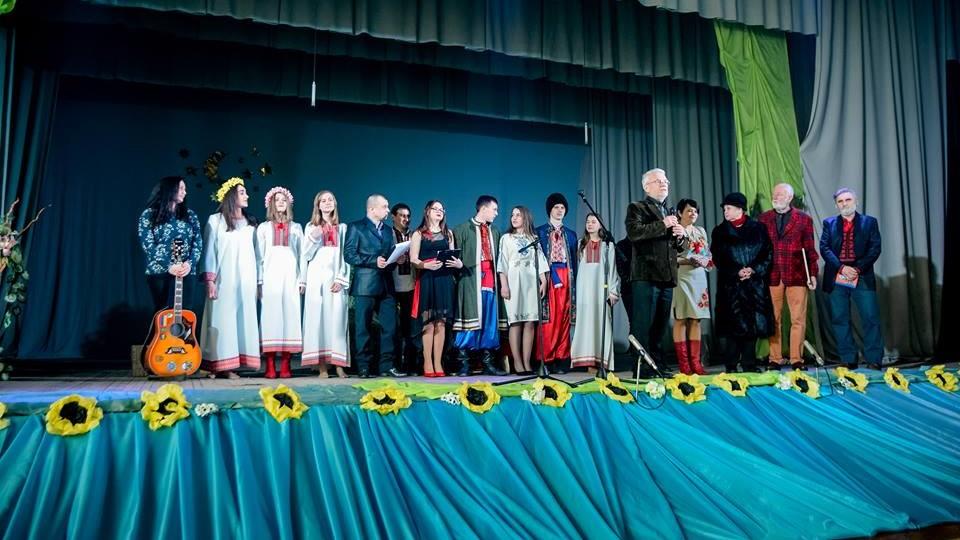На Волині відбувся вечір народного аматорського театру «Відродження» ім. Богдана Берези. ФОТО