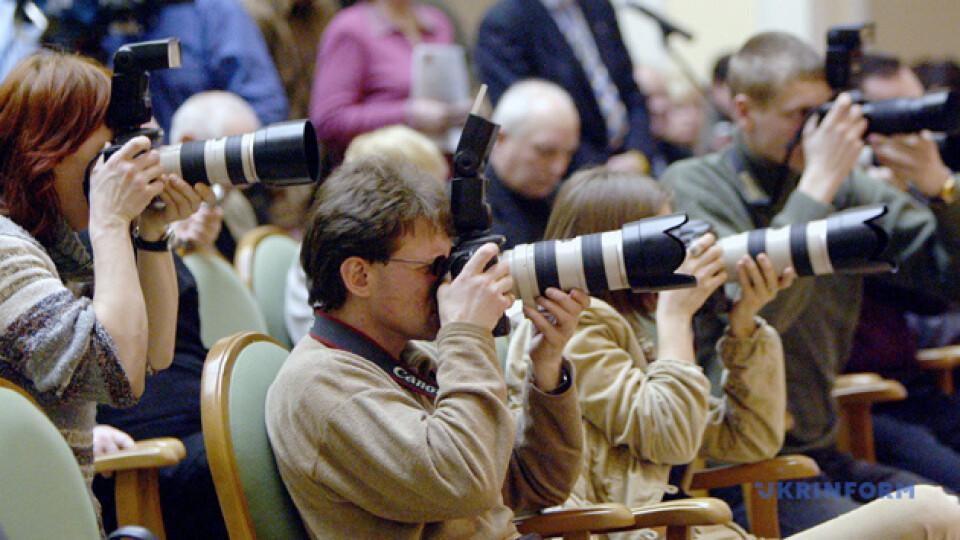 Верховна Рада посилила покарання за перешкоджання журналістам