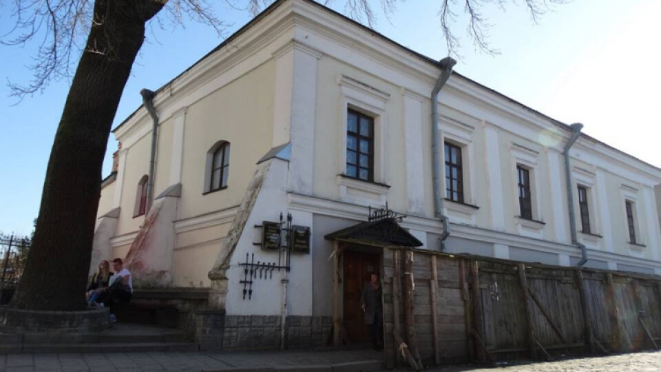 Уряд обіцяє реставрувати будинок Косачів у Луцьку та «білий» і «сірий» будиночки у Колодяжному