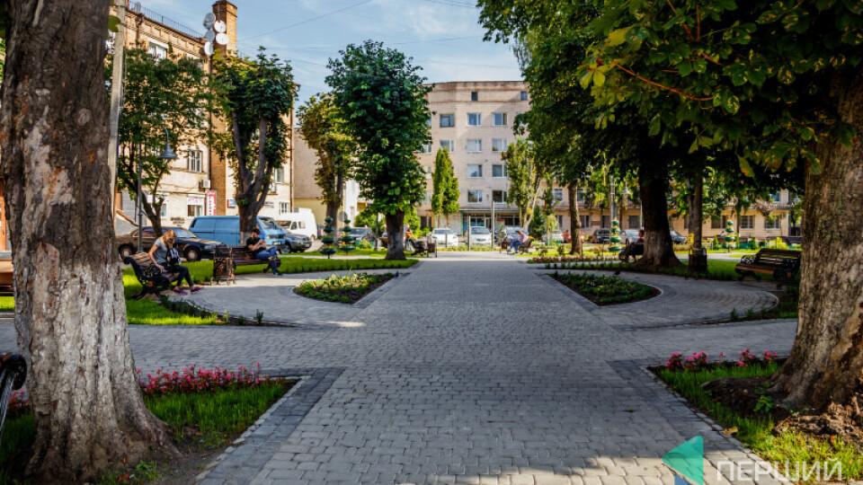 «Не те, що можна побачити в містах Європи», - дизайнер Дмитро Авраменко про новий луцький сквер
