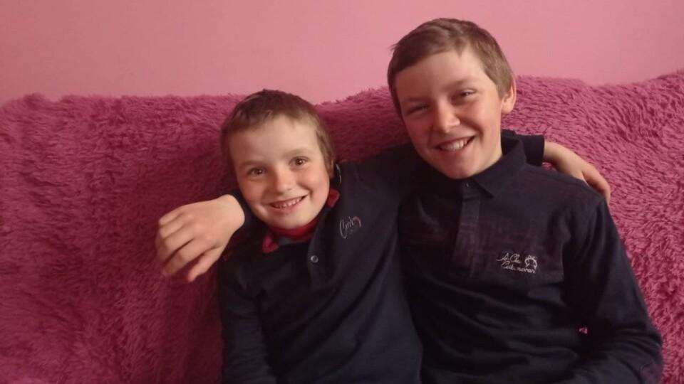 На Волині збирають допомогу для 7-річного Матвія, який цілу ніч проблукав у болоті, та його брата