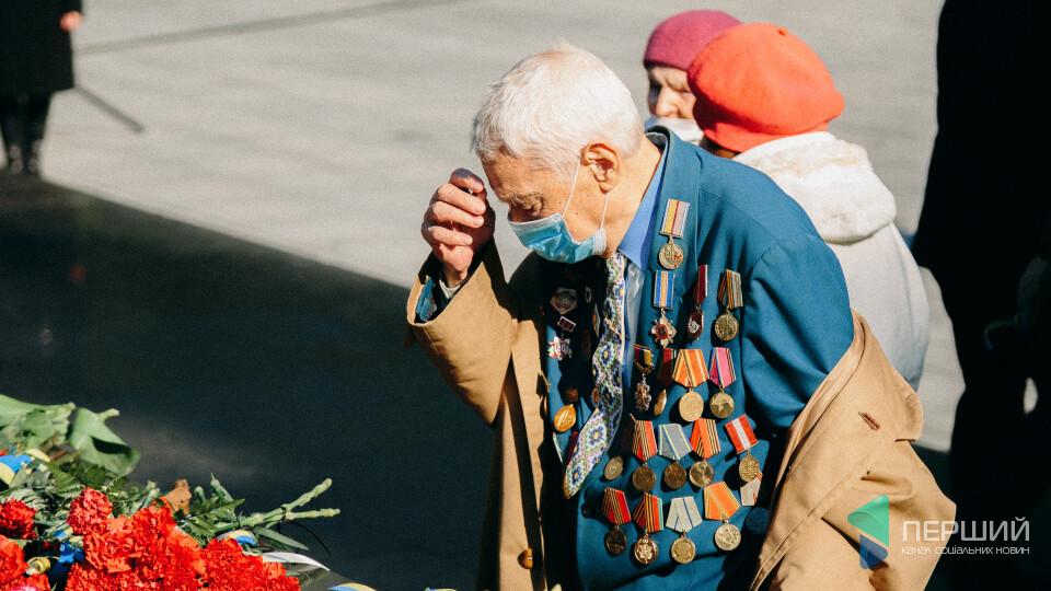 У Луцьку відзначили День перемоги над нацизмом. Фото