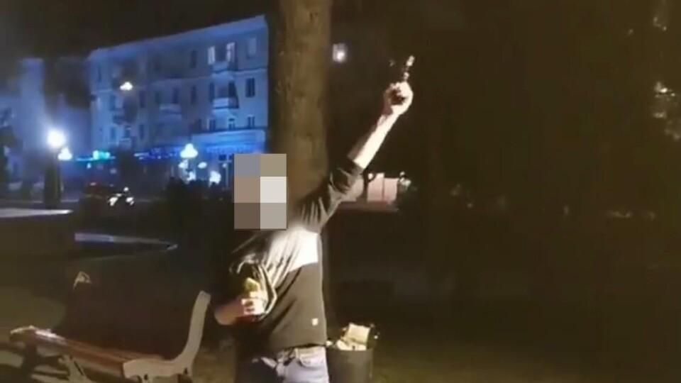 Встановили особи хуліганів, які влаштували стрілянину у центрі Луцька. Троє з них – неповнолітні
