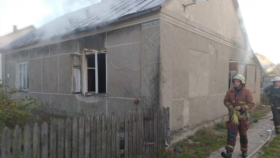 На Волині в пожежі загинуло двоє чоловіків
