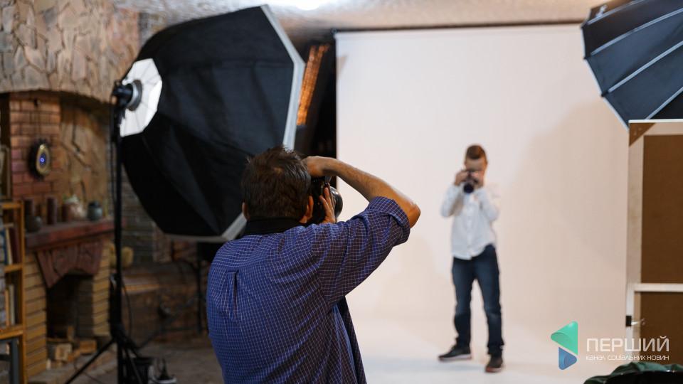 «Обличчя Інвестора»: маленькі конкурсанти знялися у професійній фотозйомці. ФОТО