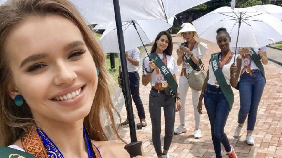Волинянка розповіла, як готується до міжнародного конкурсу краси на Філіппінах