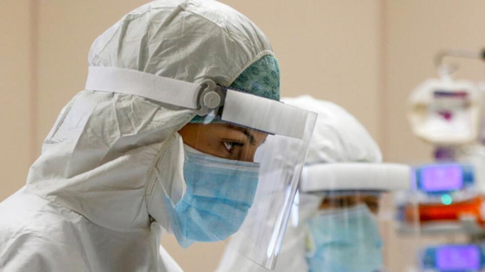 В Україні – понад 8 тисяч нових хворих на коронавірус. Тих, хто одужав, – більше