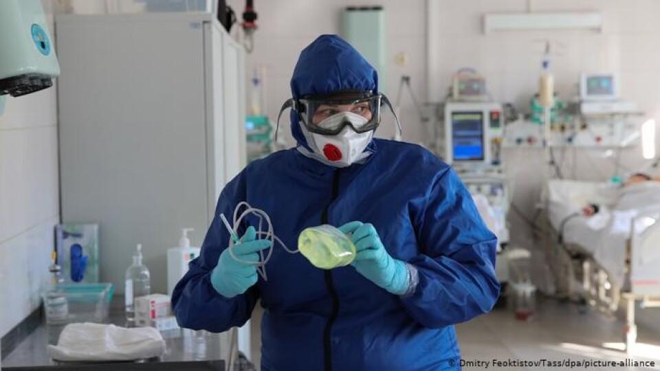В Україні виявили лише понад тисячу нових хворих на ковід